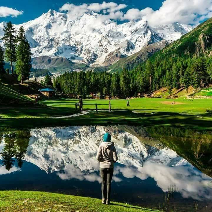 Tour to Fairy Meadows