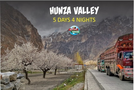 Honeymoon Hunza Valley Tour Package