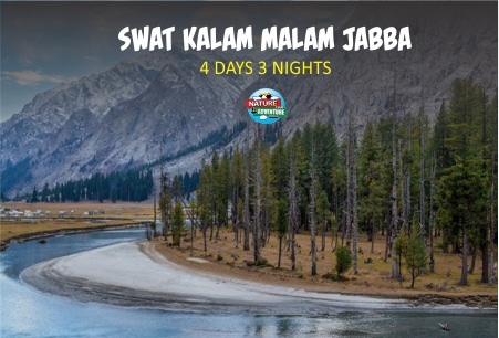 Honeymoon Swat Kalam Tour Package