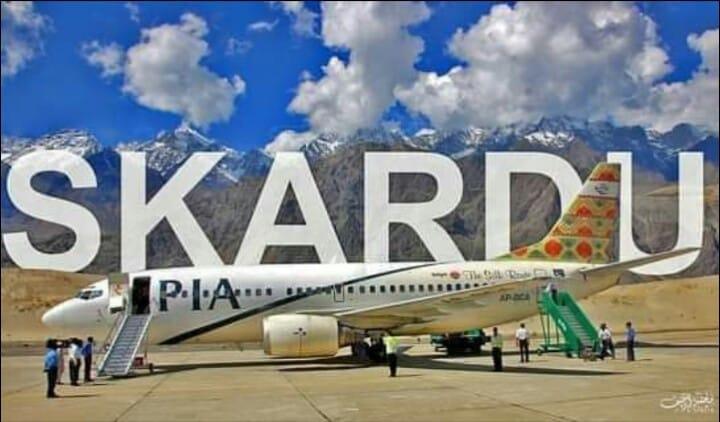 Skardu Honeymoon Tour by Air
