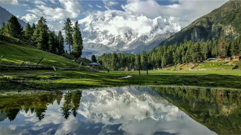 5 Days Fairy Meadows Tour Package