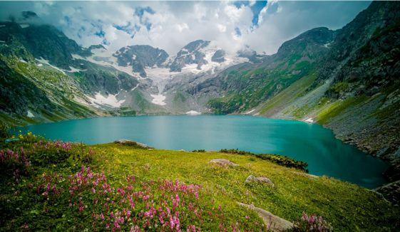 Katora Lake Jahaz Banda Kumrat Tour